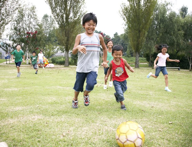 Soccer Drills for 5-Year-Olds