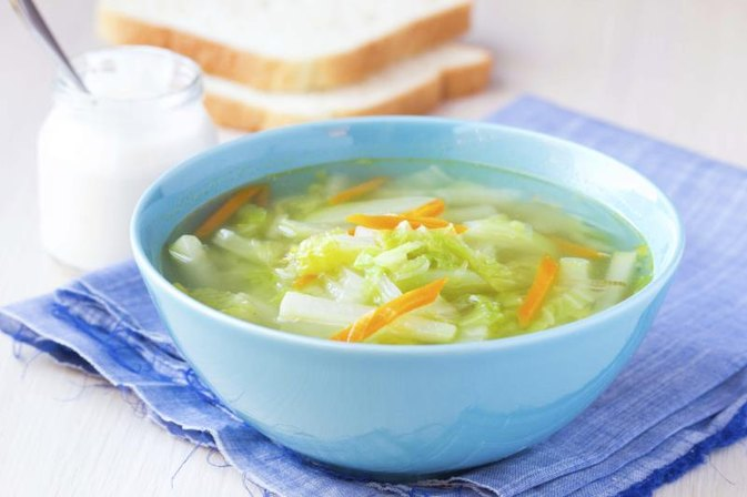 Mayo Clinic Cabbage Soup Diet