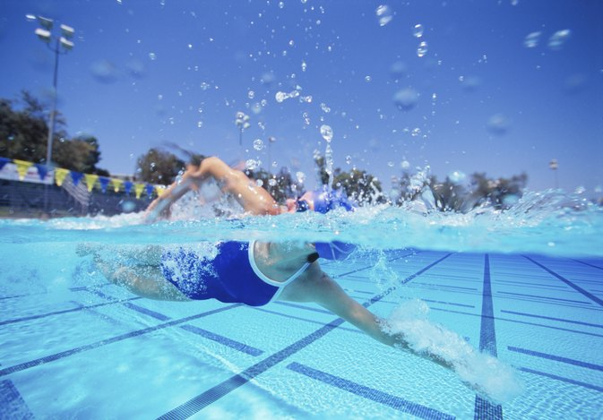 Can You Lose Body Fat From Swimming?