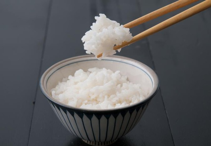 White Rice & Triglycerides