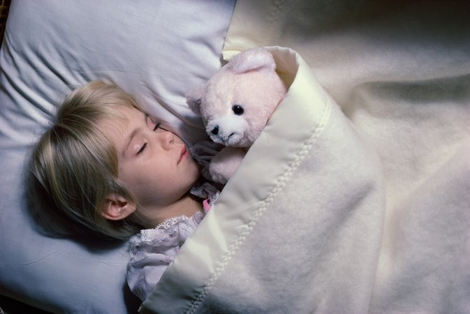 What Are the Benefits of Sleep for Children?