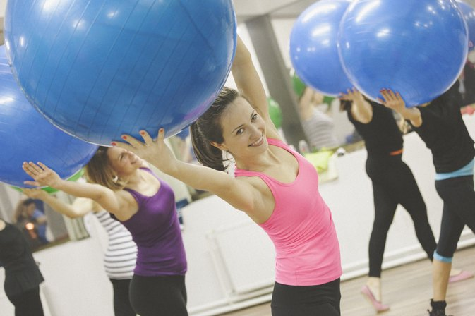The Best Exercise Ball Brand