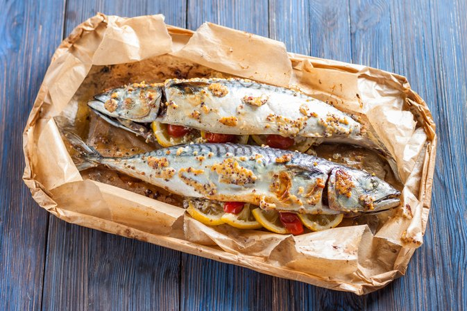 How to cook whole fish in the oven livestrong com for Steam fish in oven