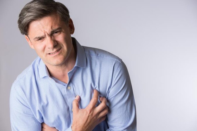 Acid Reflux and Chest Pressure