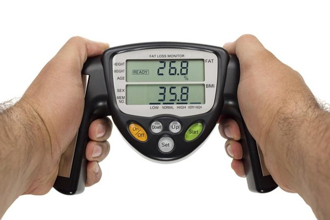 How Does a Handheld BMI Machine Work?