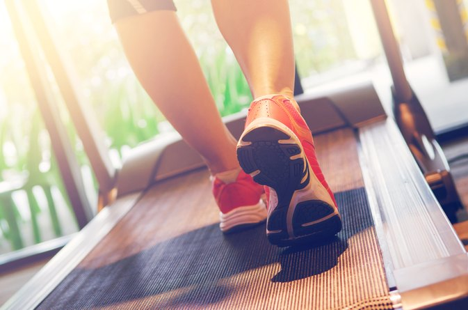 How Long Should You Walk on a Treadmill Per Day?