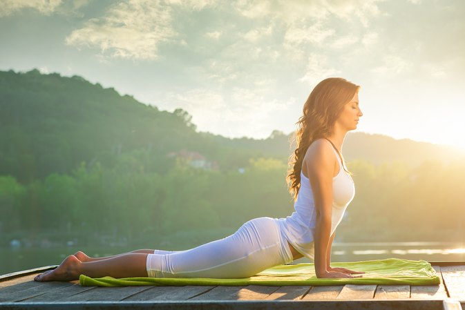 How to Relieve Gas with Yoga Poses