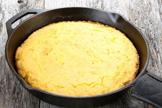 How to Cook Soul Food: Cornbread Dressing With Gizzards