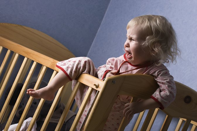 Nightmares and Fevers in Toddlers