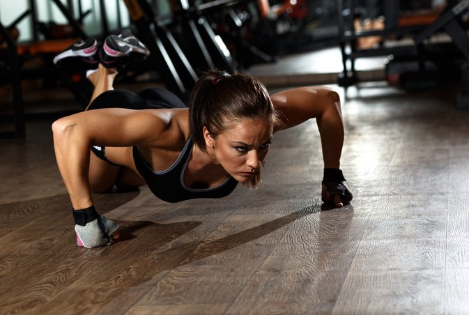 Prison Push-Up Workouts