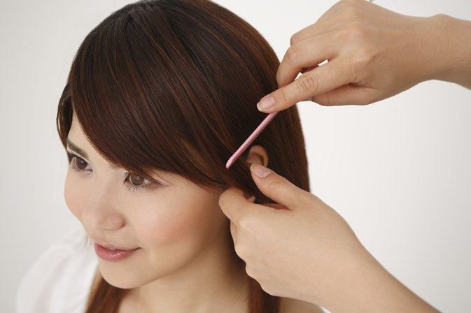 how to make hair shiny