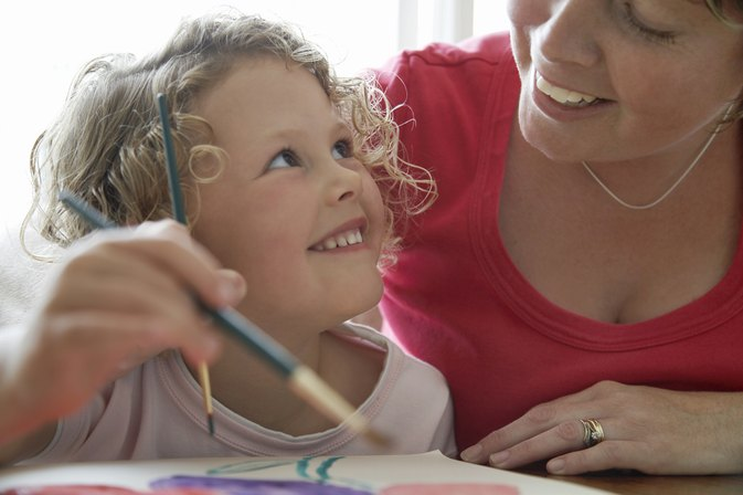 What Are the Benefits of Arts & Crafts for Children?