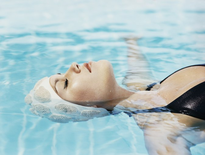 Should I Avoid Swimming If I Have Molluscum?