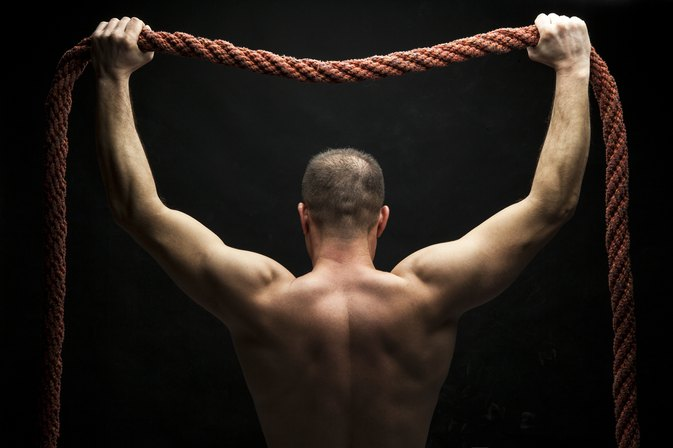 CrossFit Training for Men Over 50