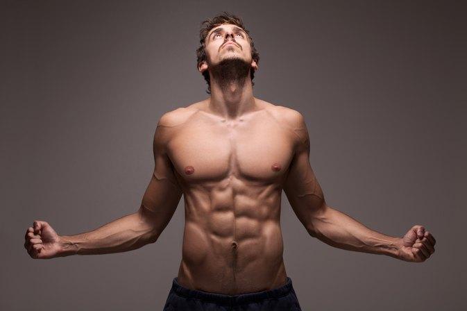Cut muscles