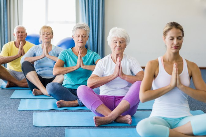 Beginning Yoga for Seniors