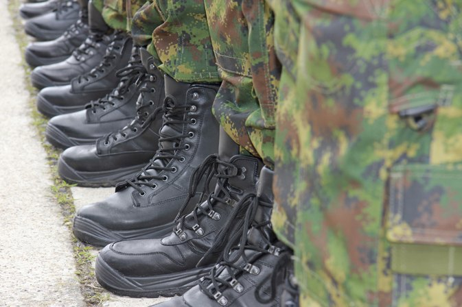 Boot Camp for Good Teens for Military Career Preparation