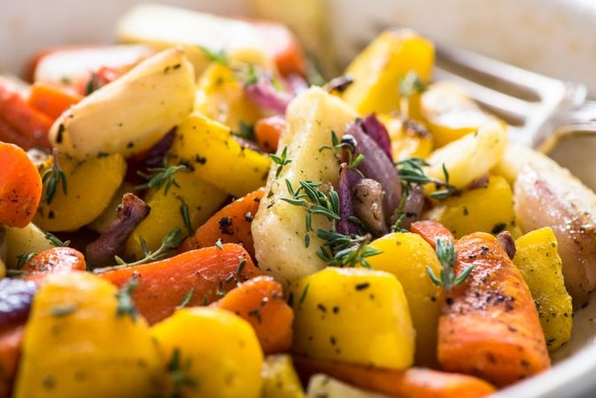 How to Roast Radishes, Parsnips, Turnips, Beets and Carrots