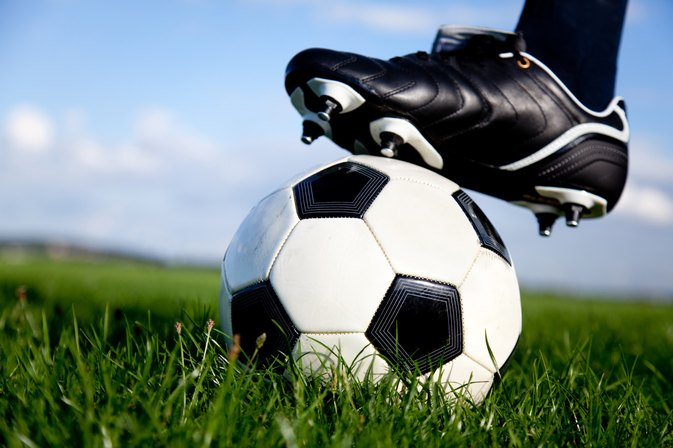 Can a Soccer Ball Be Kicked Better With a Certain Type of Shoes?