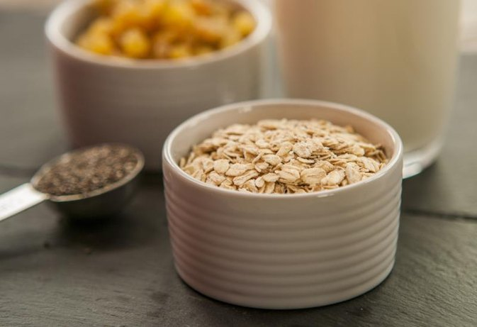 Nutritional Value of Raw Oats