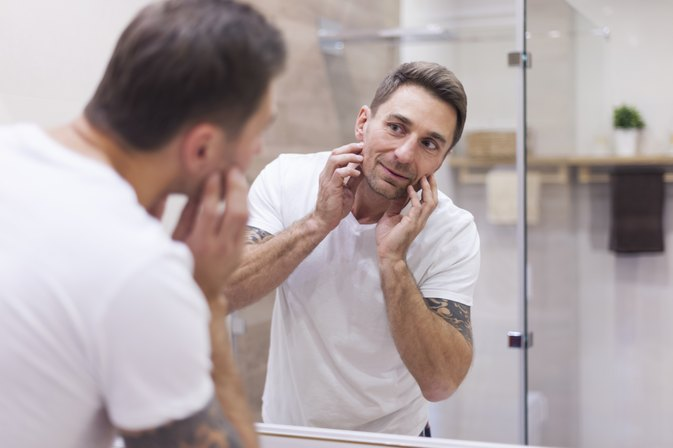 How to Get Rid of Acne for Men