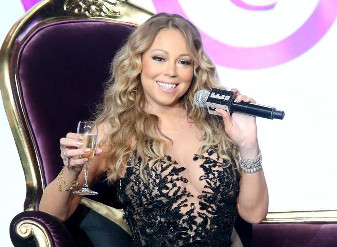 Mariah Carey Eats Only These Two Foods to Lose Weight!?