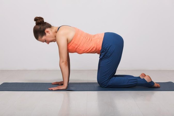 How to Stretch the L3 of the Lumbar Spine