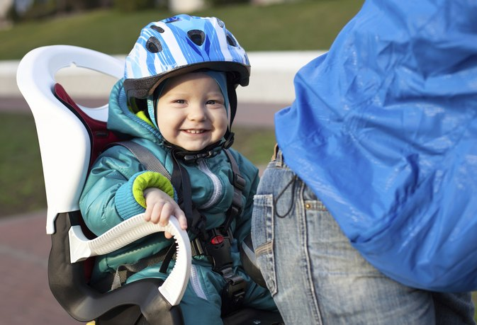 The Safest Bicycle Seat to Use for Toddlers