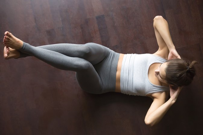 Leg Lift Exercises for Lower Abs