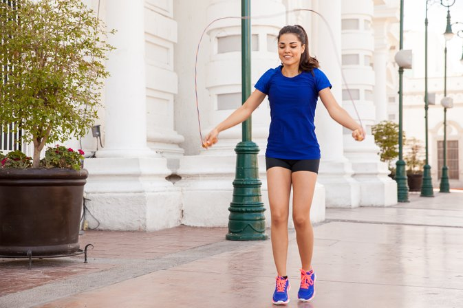How to Jump Rope Without Side Effects to Joints