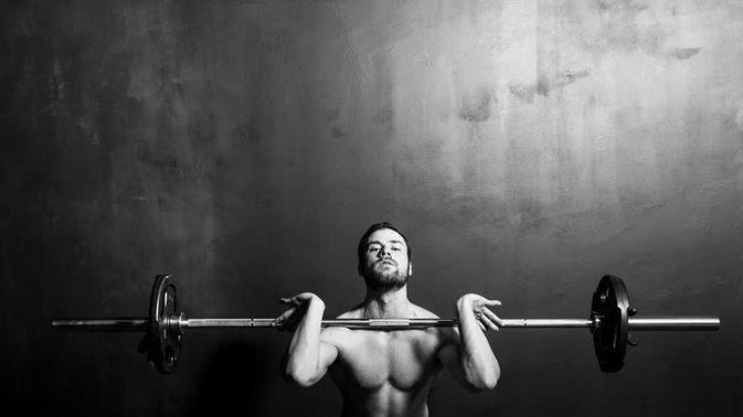 What Is a CrossFit Push Jerk?