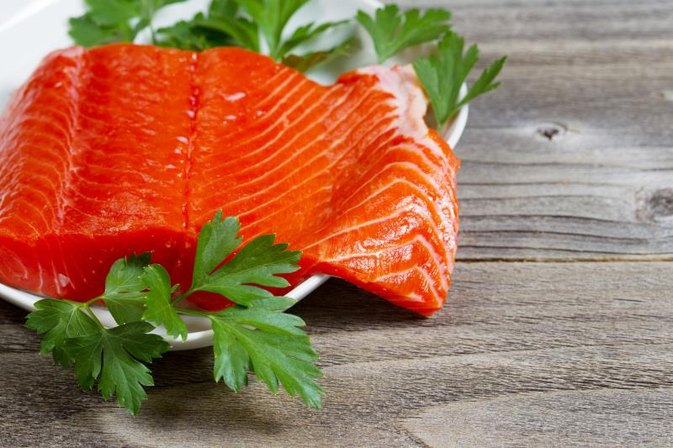 How to Cook Kokanee Salmon