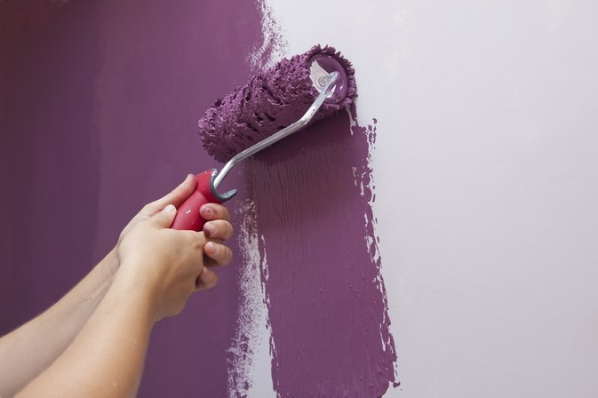 Painting Safety and Children