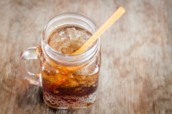 What Causes Bladder Irritation When I Drink Soda?