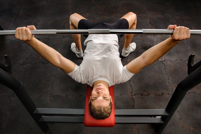 Neck Pain Caused by Bench Press Exercises