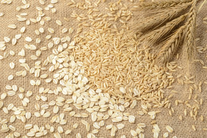 Brown Rice and Oatmeal Diet to Lose Weight