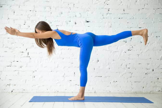 Yoga to Thin Calves