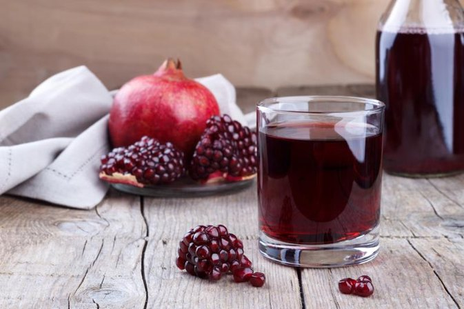 The Benefits of Pomegranate Juice Dried Powder