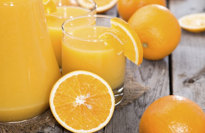 Drink Orange Juice For Low Blood Sugar