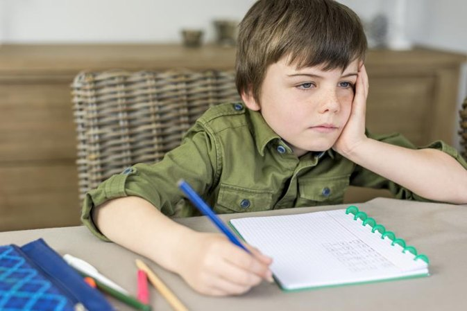 The Consequences of Pushing a Child Too Hard Academically