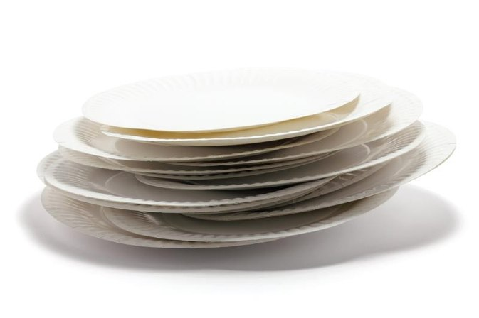 Environmental Effect of Paper Plates