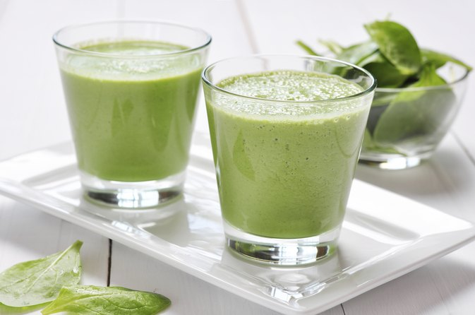 Can One Green Smoothie a Day Make You Lose Weight?