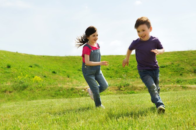 How Much Exercise Do 8-Year-Olds Need?