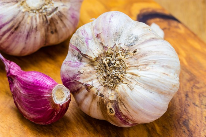 Raw Garlic Allergies