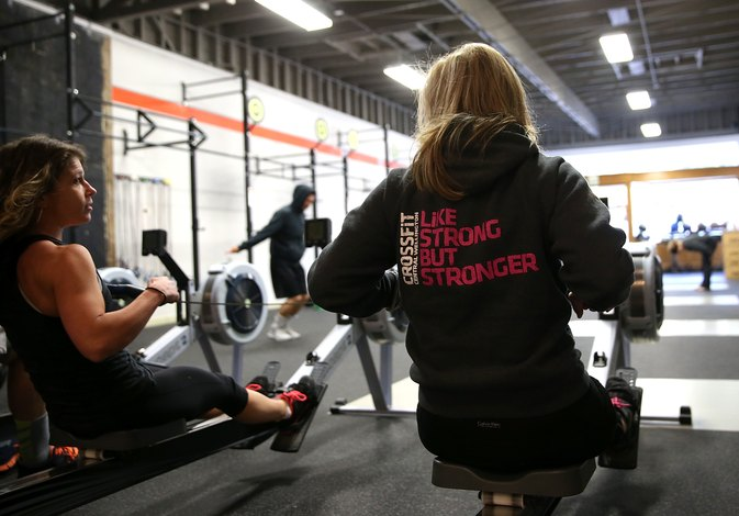 Daily CrossFit Exercises for Women