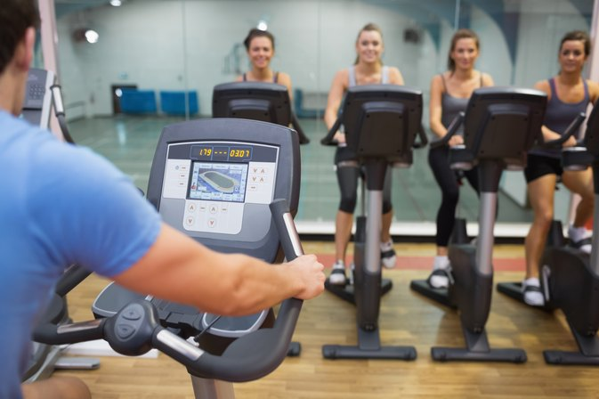 How Many Calories Does a Cycling Class Burn?