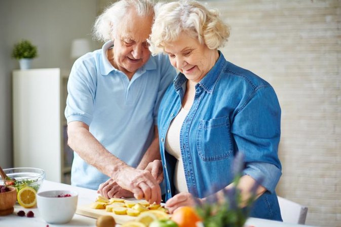 Basic Foods for Elderly Diabetes Patients