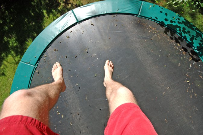 The Best Trampoline Exercises
