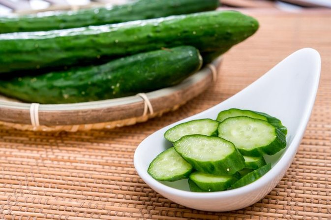 The Cucumber & Egg Diet