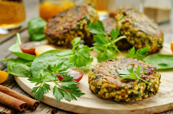 Can You Lose Weight by Eating Veggie Burgers?